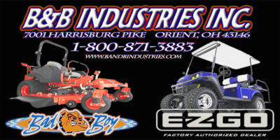 B&B Industries featuring Bad Boy Mowers