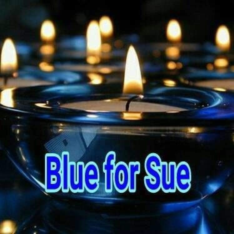 Blue for Sue